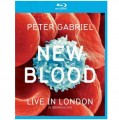Peter Gabriel - New Blood [Blu-Ray 3D|2D|DVD]