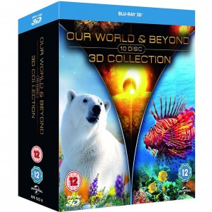 Our World & Beyond [Blu-Ray 3D|2D]