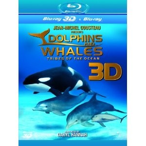 Delfiny i Wieloryby [Blu-Ray 3D|2D]