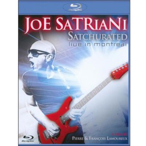 Joe Satriani Satchurates - Live in Montreal [Blu-Ray 3D]