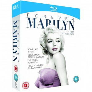 Marilyn Forever [Blu-ray]
