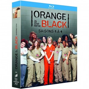 Orange Is the New Black Sezony 1-4 [Blu-Ray]