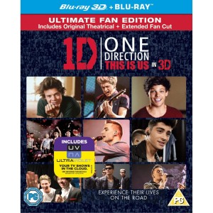 One Direction: This is Us [Blu-Ray 3D|2D|UV]