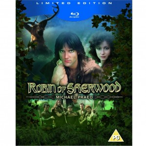 Robin z Sherwood Sezon 1 i 2 [Blu-Ray|DVD]