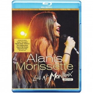 Alanis Morissette - Live at Montreux [Blu-Ray]