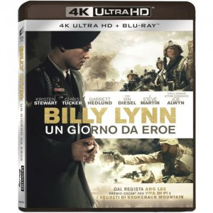 Najdłuższy marsz Billy'ego Lynna [4K Ultra HD|Blu-Ray]