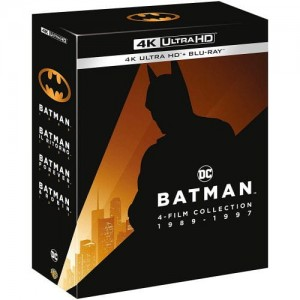 Batman Antologia [4K Ultra HD|Blu-Ray]