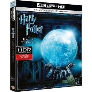Harry Potter i Zakon Feniksa [4K Ultra HD|Blu-Ray]