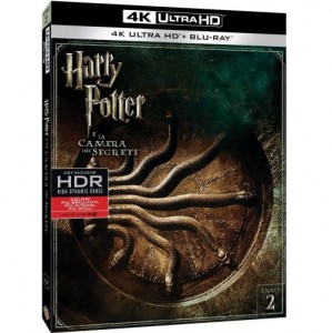 Harry Potter i Komnata Tajemnic [4K Ultra HD|Blu-Ray]
