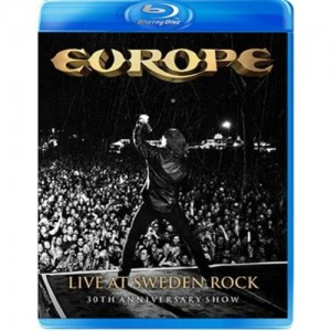 EUROPE - Live At Sweden Rock [Blu-Ray]