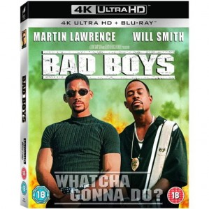 Bad Boys [4K Ultra HD|Blu-Ray]