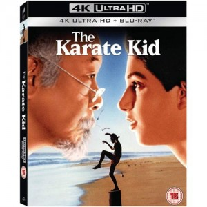 Karate Kid [4K Ultra HD|Blu-Ray]