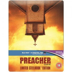 Preacher Sezon 1 Steelbook [Blu-Ray]