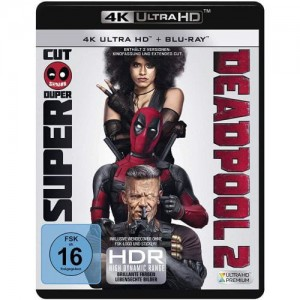 Deadpool 2 [4K Ultra HD|Blu-Ray]