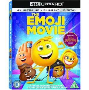 Emotki. Film [4K Ultra HD|Blu-Ray|UV]