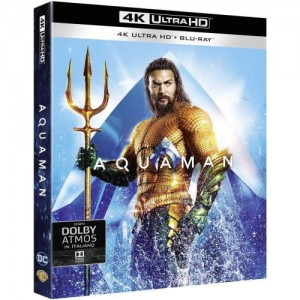 Aquaman [4K Ultra HD|Blu-Ray]
