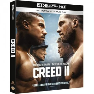 Creed II [4K Ultra HD|Blu-Ray]