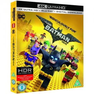 LEGO Batman: Film [4K Ultra HD|Blu-Ray|UV]