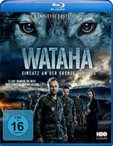 Wataha Sezon 1 [Blu-Ray]