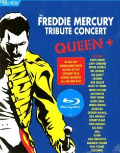 Queen - Freddie Mercury Tribute Concert [Blu-Ray]