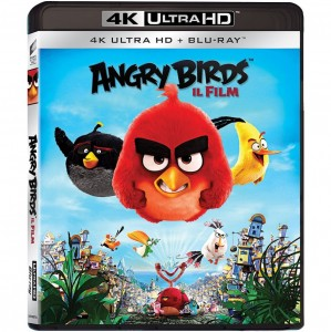Angry Birds Film [4K Ultra HD|Blu-Ray]