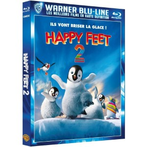 Happy Feet: Tupot małych stóp 2 [Blu-Ray]