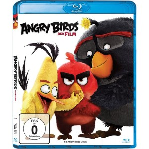 Angry Birds Film [Blu-Ray]