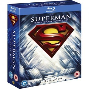 Superman Antologia [Blu-Ray]