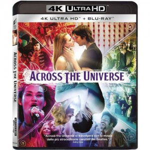 Across the Universe [4K Ultra HD|Blu-Ray]