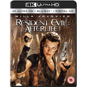 Resident Evil: Afterlife [4K Ultra HD|Blu-Ray|UV]