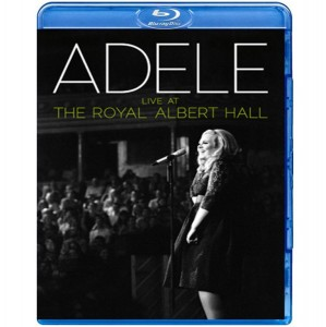 Adele: Live At The Royal Albert Hall [Blu-Ray|CD]