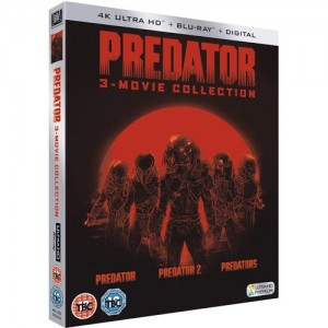 Predator Trylogia [4K Ultra HD|Blu-Ray|UV]