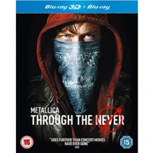 Metallica: Through the Never [Blu-Ray 3D|2D]