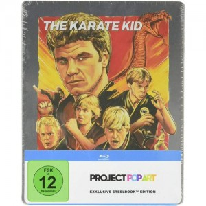 Karate Kid I Steelbook [Blu-Ray]