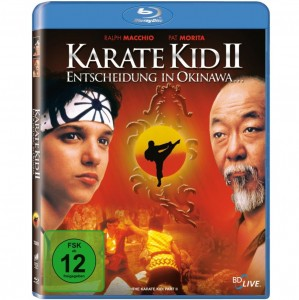 Karate Kid 2 [Blu-Ray]